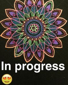 In progress! 😍
