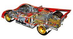 Going Twelve Rounds in Ferrari's Boxer - Petrolicious