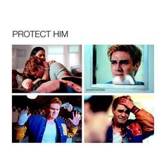 My respect for archie increased so much!, at s1 I thought he was just a jerk, but now... PROTECT GODDAMN ARCHIE