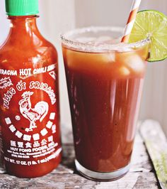 10 Best Bloody Mary recipes @David Nilsson Chalmers