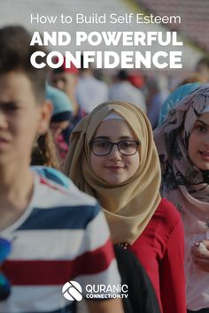 This Post deals with Confidence and Self esteem. If you want to raise your own self confidence and build powerful self confidence in your children this Quran based How -to guide will show you exactly how you can do it for yourself or your child. Confidence Tips, Confidence Building, Islamic Teachings, Islamic Quotes, Relationship Quotes, Life Quotes, Habit Quotes, Learn Quran, Positive Images