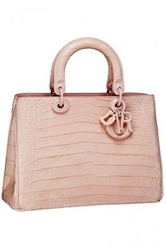 Lady Dior p/e 2013 - #pink #bags #dior