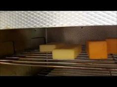How to Make Smoked Cheddar Cheese in a Big Chief Electric Smoker - YouTube