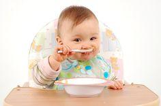 Thực đơn dinh dưỡng cho bé từ 6 đến 8 tháng tuổi