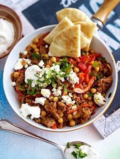 Unglaublich lecker: Orientalische Kichererbsenpfanne Source by josteno No related posts. Clean Eating, Healthy Eating, Carne Picada, Cooking Recipes, Healthy Recipes, Eat Smart, 21 Day Fix, I Love Food, Soul Food