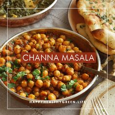 Channa Masala Channa Masala, Garam Masala, Channa Recipe, Yellow Lentils, Serrano Pepper, Leftover Rice, Cooking For Two, Nutrition Information