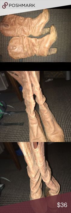 Cowgirl boots Steve Madden cowgirl boots Steve Madden Shoes Winter & Rain Boots