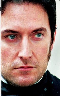 Richard Armitage in Elizabeth Haskell's North and South as John Thornton