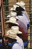 Cowboys hats, Rodeo competition