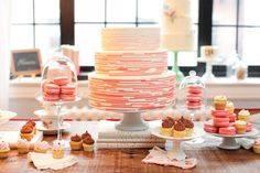 New York City Photo Shoot by Jen Huang Photography + Nine Cakes