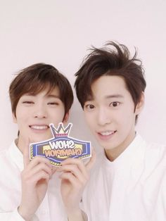 MBC 'Show Champion' releases new photos of MCs DoYoung & Jaehyun