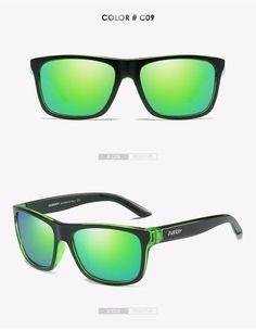 c98b9a6685 DUBERY Brand Design Polarized HD Sunglasses Men Driving Shades Male Retro  Sun Glasses For Men Summer