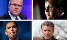 There is no true front-runner in a large GOP field of hopefuls, but there are many legitimate potential candidates.