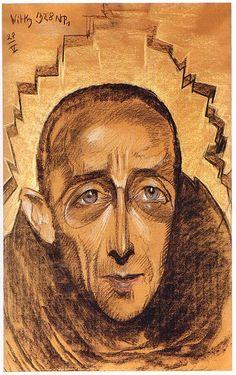 Portret Edmunda Strążyskiego