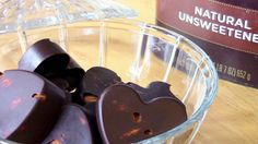 Healthy Coconut Oil Chocolates (All Natural)