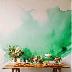 Studio8940.: Yay or nay: watercolor wallpaper