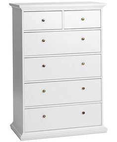 Ikea Malm 6 Drawer Chest Birch Veneer 149 Liked On Polyvore Featuring Home Furniture Storage Shelves Dressers Bedroom