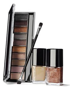 Essential neutrals for nails & eyes