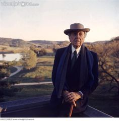 Frank Lloyd Wright | Frank Lloyd Wright [A8533] > Stock Photos | Royalty…