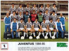 JUVENTUS DE TURIN 1984-85