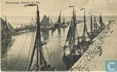 Ansichtkaarten - Katwijk aan Zee - Uitwatering