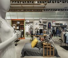 TWENTYFOURSEVEN flagship store by Bilgoray Pozner, Beer Sheva – Israel » Retail Design Blog
