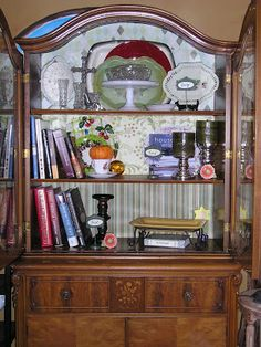 The China Cabinet Makeover   DIY and crafts   Pinterest   China ...