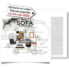 """""""How to Accessorize a Sofa"""" by ian-giw on Polyvore"""
