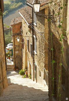 ღღ San Casciano dei Bagni ~ Tuscany, Italy