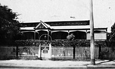 1946. Tannachy Private Hospital, Rockhampton | by Love in a little black diary