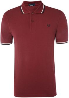 Classic Fred Perry polo. Cheaper than Pretty Green.Fred Perry Men's Slim fit twin tipped polo shirt on shopstyle.co.uk