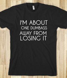Buy I Know I Swear A Lot Saying Funny T-Shirt Unisex Women Fashion Humour Sassy Geek Shirts Casual Tee Shirt Gifts at Wish - Shopping Made Fun Sassy Shirts, T Shirts, Cool Shirts, Funny Shirts, Awesome Shirts, Custom Shirts, Geek Tshirts, Nerdy Shirts, Funny Sweatshirts