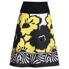 Brilliant in Bolds Floral Skirt | Ruche $34.99