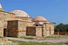 under construction, my greek friend Chios, Under Construction, Greek Islands, The Locals, Taj Mahal, Greece, Spring, Building, Winter