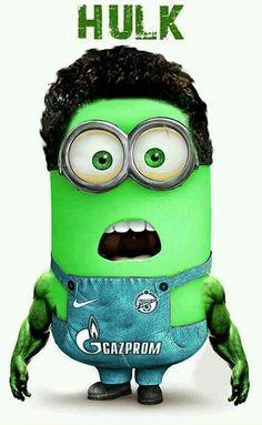 Hulk minion (Vert)