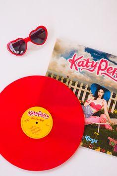 Minha coleção Katy Perry