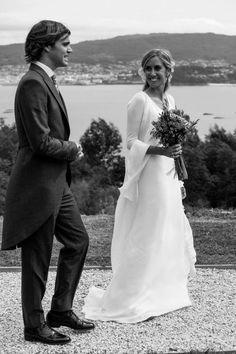 La boda de Pipi y Nacho en Galicia ©Elena Arroyo 59bfe645427