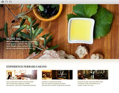 "For 25 years, Ferrari-Carano has built a world-class wine and food brand based on bringing friends and family together to ""love it all."" The brand finds a digital home with a website and companion mobile website that reflect the core traits that have remained true over its history, while sharing the family wisdom, ideas, and imagery they've evolved over time."