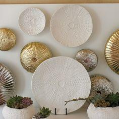 Ceramic Urchin Platter | Wayfair