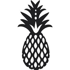 silhouette pineapple stencils abstract designs nail damask cameo carving silhouettes patterns cool build burning wood stencil printable cnc machine templates