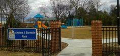 Burnette Park in the City of Cayce