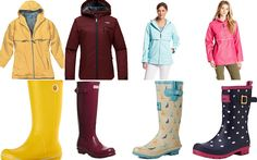 Ready for a rainy day? Visit the blog for the link to the products.