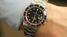 One of the most iconic #Rolex #GMTMaster #watch