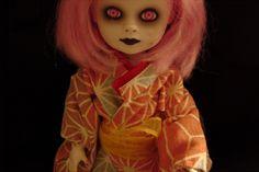 Dottie kimono