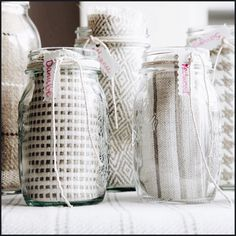 Naturally (lescreations.com): welcoming #monochrome #linen #rustic #countryside #home #homedesign #homedecor #decor #decoration #homesweethome #lovely #cute #textiles #textildesign #fabric #pattern #texture