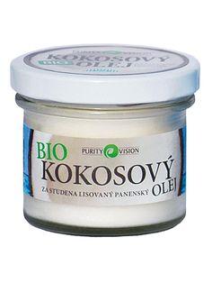 BIO Kokosový olej PURITY VISION 100ml | Bylinkuj.cz