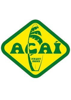 Logo: ACAI' - Frutteria brasiliana - frullati - gelati