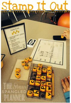 Tons of ideas for creating and running your literacy centers!