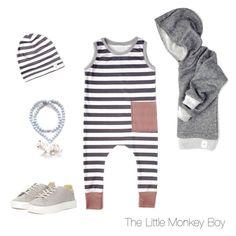 """The Little Monkey Boy OOTD"" by thelittlemonkeyboy on Polyvore"
