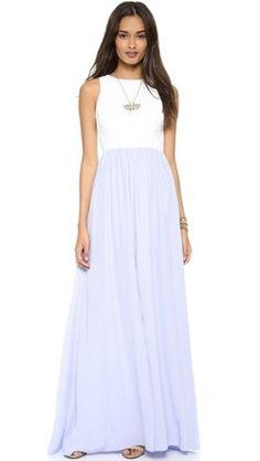 Rae Francis Jonah Maxi Dress